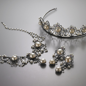 PRINCESS TIARA SET